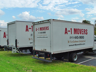 A-1 Movers Located in Cincinnati, Ohio